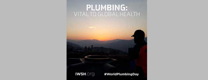 IWSH Announces Two New International Volunteering Opportunities to Mark World Plumbing Day 2019