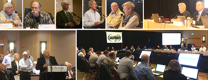IAPMO Advances Development of 2021 Uniform Codes During Technical Committee Meetings