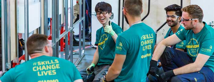 WorldSkills Kazan 2019 Competition Concludes with Collaborative Team Project