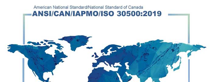 IAPMO Publishes IAPMO/ISO 30500 as National Adoption Standard for the US and Canada