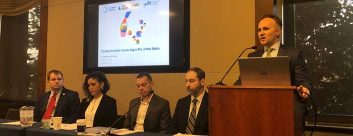 IAPMO Co-Hosts Congressional Briefing About Water Access Study on World Plumbing Day