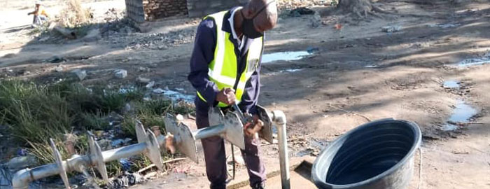 WPC Partners Team Up to Tackle 2,000 Township Taps in Diepsloot