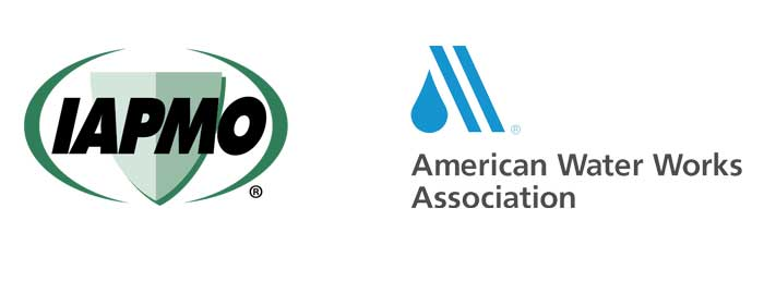 IAPMO, AWWA to Develop Manual of Recommended Practice