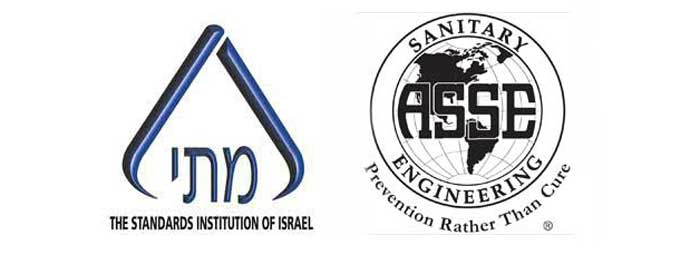 ASSE International Enters into License Agreement with Standards Institution of Israel