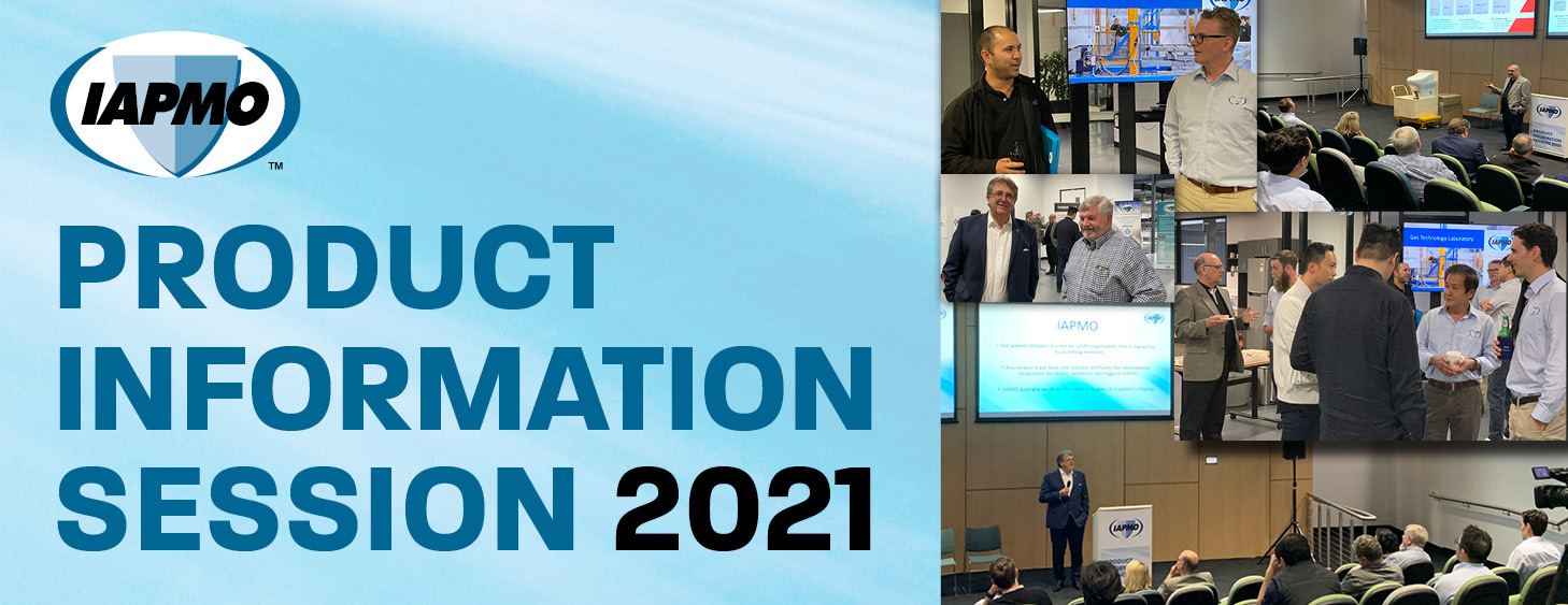 Product Information Session 2021